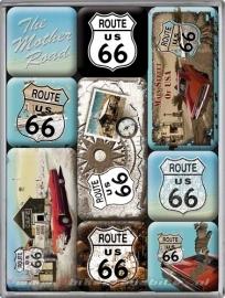 Magneten - Route 66