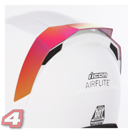 Icon Airflite spoiler RST rood