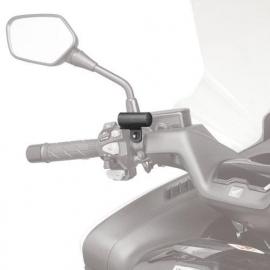 Givi 22mm Universeel bevestiging voor GPS/Smartphone klemhouder