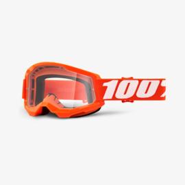 100% Percent Strata 2 oranje