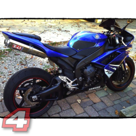 Techspec Snake skin Yamaha YZF-R1 (07-08)