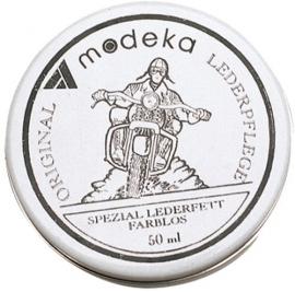 Modeka Ledervet onderhoud