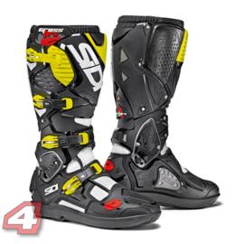Sidi Crossfire 3 SRS zwart wit geel