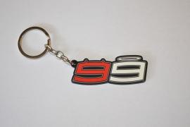 99 (Jorge Lorenzo) sleutelhanger