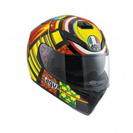 AGV K3 SV Elements + pinlock vizier