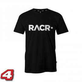 Racr tshirt zwart