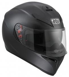 AGV K3 SV mat zwart + pinlock vizier