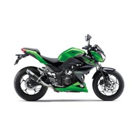 Kawasaki Z300 ABS (15-16) Leovince LV Evo One Carbon