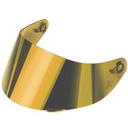 AGV Iridium goud spiegelvizier K3SV / K5 / K5S