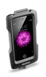 Interphone Iphone 6 Procase houder + stuurklem