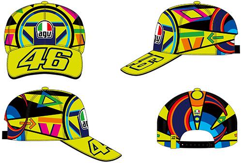 Valentino Rossi Pet - Helmet multi color
