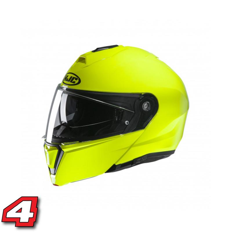 HJC i90 fluo geel
