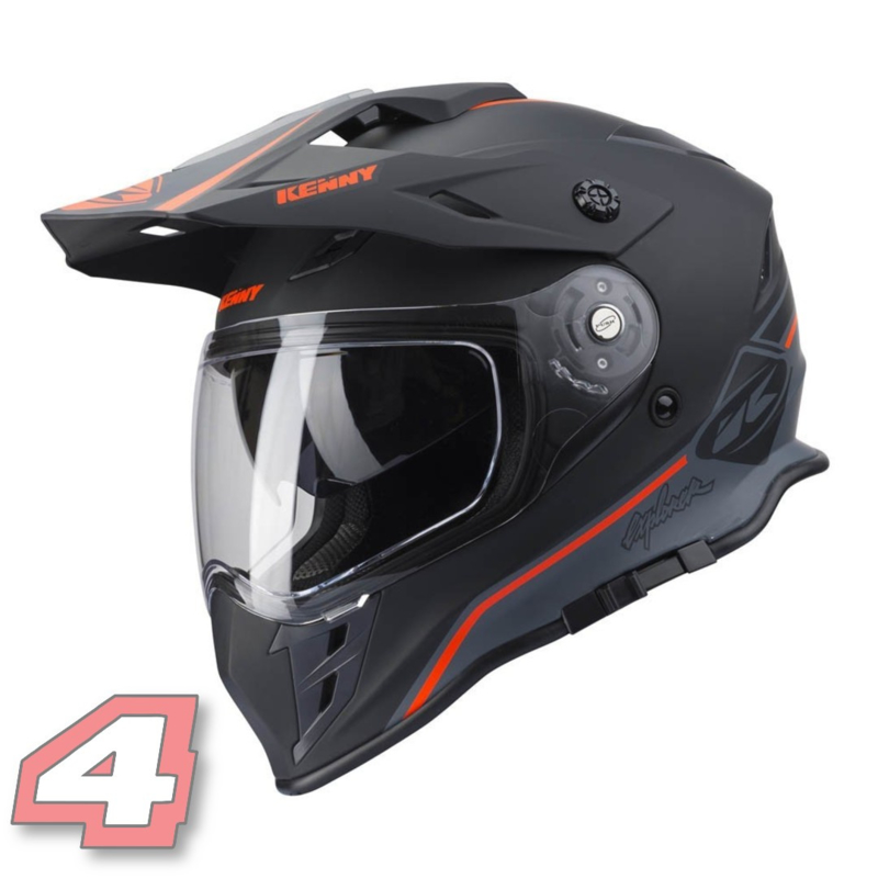 Kenny Explorer enduro helm