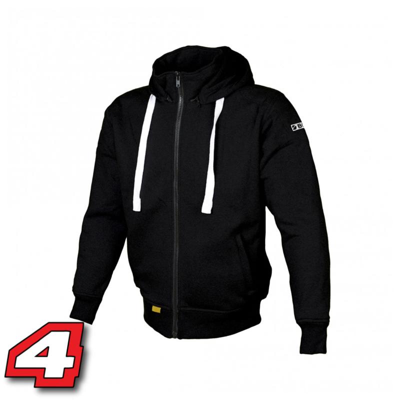 Booster Core motor hoodie