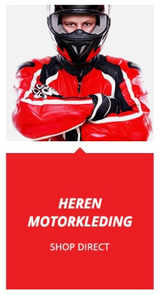 heren motorkleding