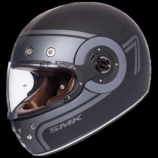 SMK Eldorado seven retro helmen