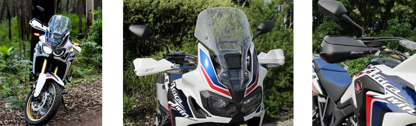 barkbusters africa twin