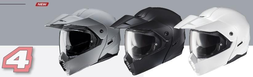 hjc c80 systeemhelm enduro helm
