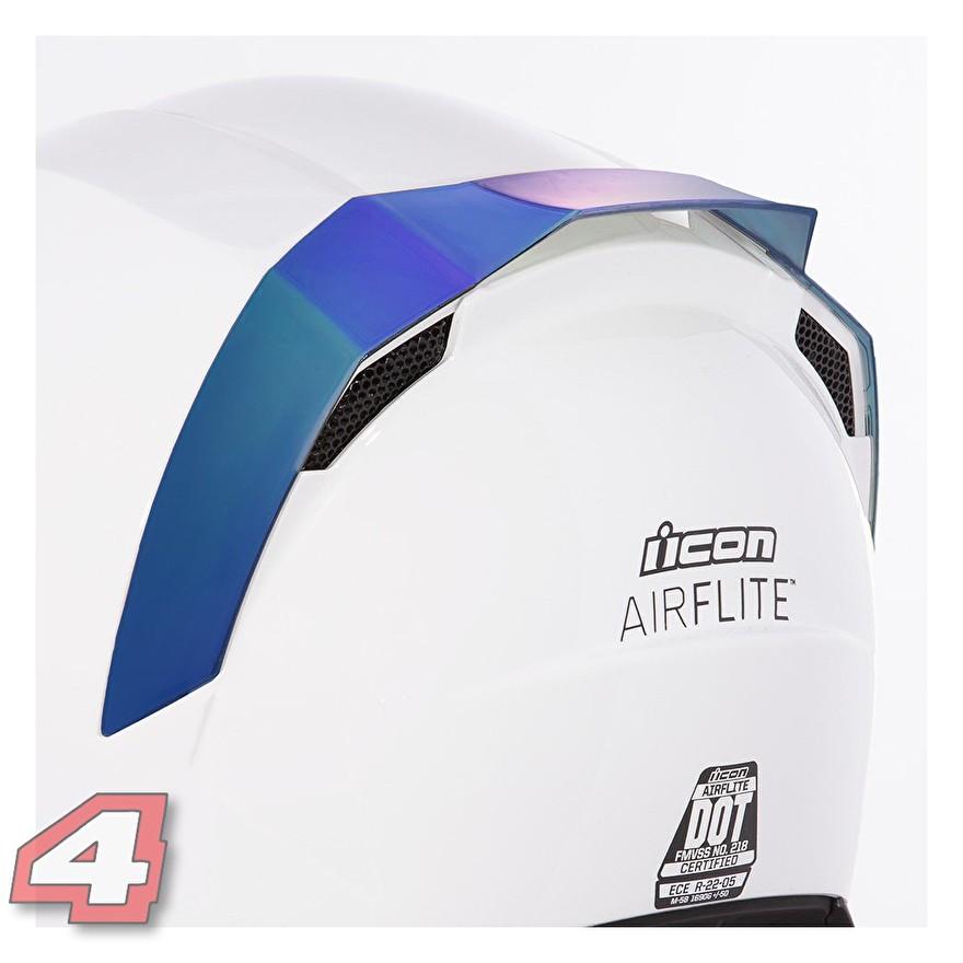 icon airflite spoiler blauw