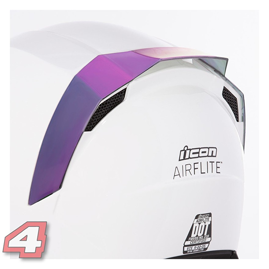 icon airflite spoiler paars