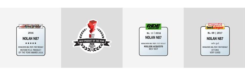nolan n87 reviews