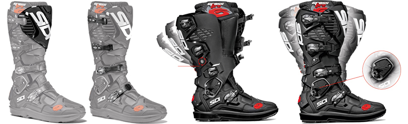 sidi crossfire 3 features