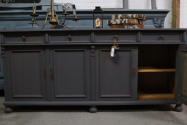 Dressoir vintage industrieel scandinavisch