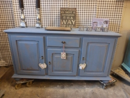Dressoir dusty blue