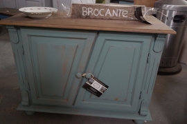 dressoir/ tv kast brocante