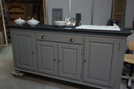 Keukenkast / dressoir grey