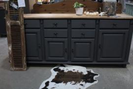 Dressoir/ keukenkast industriële style