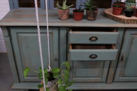 Dressoir vintage botanisch