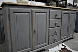 dressoir / keukenkast landelijk brocante vintage style