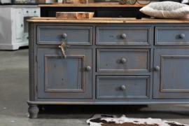 dressoir brocante vintage shabby