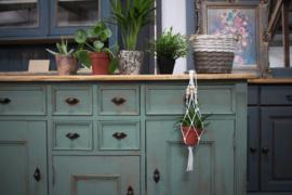 Dressoir botanische vintage