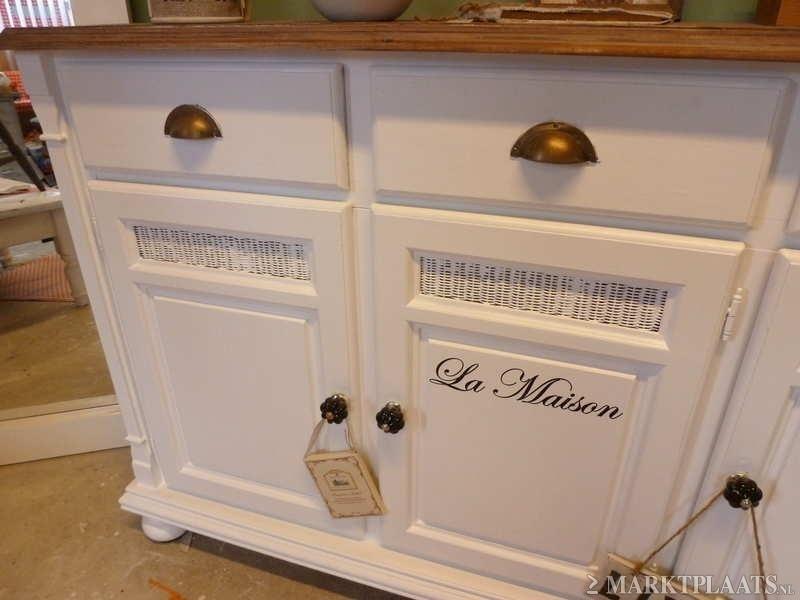 Landelijke Kast La Maison Verkocht Voorbeelden Antje