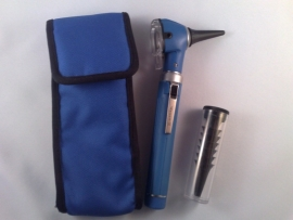 fiber optic mini otoscope - Otoscoop Blauw