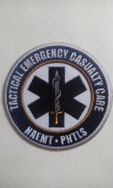 TECC badge / embleem