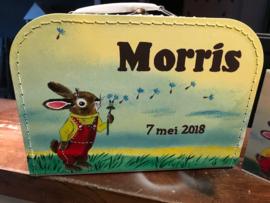 geboortekoffer kinderkoffer Morris
