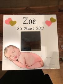 Geboortespiegel Zoe