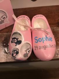 Geboorteklompjes Sophie