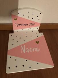 Geboortestoeltje Naomi