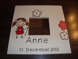 Geboortespiegel voor Anne