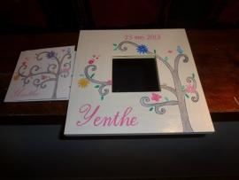 Geboortespiegel voor Yenthe