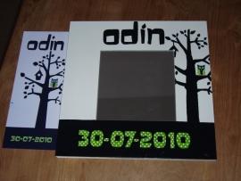 Geboortespiegel voor Odin