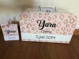 Geboortekoffertje Yara