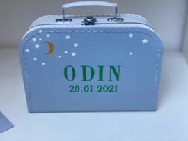 Geboortekoffertje Odin