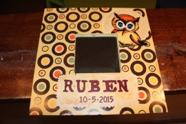 Geboortespiegel Ruben