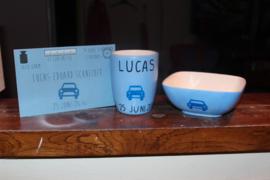 Geboorteservies Lucas