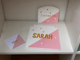 Geboortestoeltje Sarah